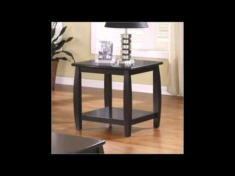 Side tables for living room ideas