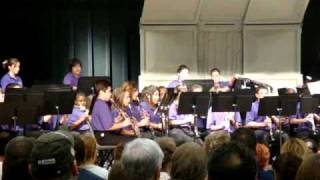 knightsbridge march/ Harris Middle School band concert part 2