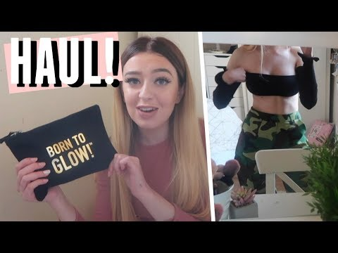 SO MUCH FREE STUFF?! PO BOX HAUL & DINNER DATE WITH AMBER!