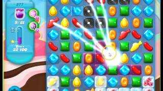 Candy Crush Soda Saga Level 377