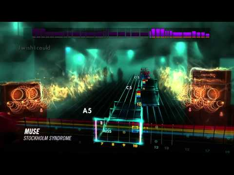 Muse DLC comes to Rocksmith 2014