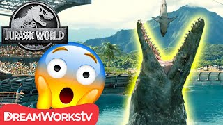 Ranking the SCARIEST Dinosaurs | JURASSIC WORLD