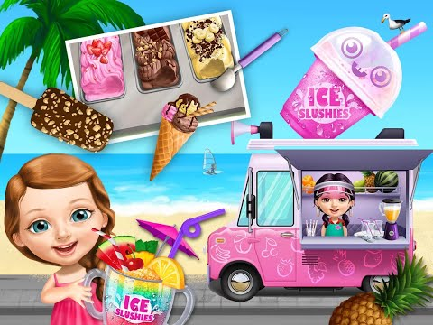 Sweet Baby Girl Summer Fun  Videos games for Kids - Girls - Baby Android İOS Tutotoons Free #2