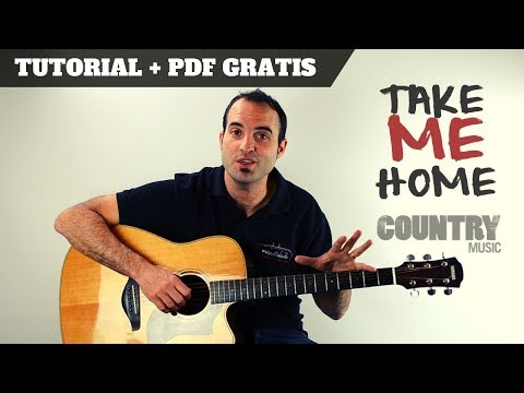 Take My Home, Country Roads | PDF GRATIS + TUTORIAL + COVER |