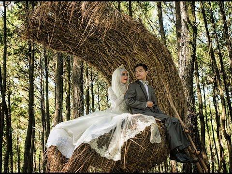 Pre Wedding Traditional Modern Concept - Mataram Photography