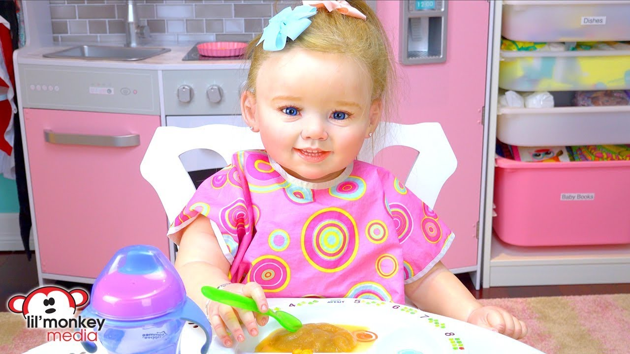 My Reborns My 1st Reborn Toddler Doll Julie S L Doovi