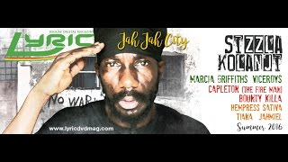 Jah Jah City - Sizzla Kalonji - Capleton - Hempress Sativa