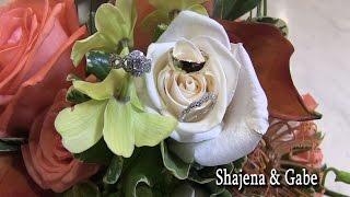 Gabe + Shajena :: University of Miami Wedding :: Miami Wedding Videographers