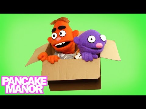 Fly To London | Travel Song for Kids | Pancake Manor