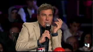 Arabs Got Talent - S2 - Ep1 - باسم البندك