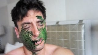 St. Paddy's Day Face Dye Prank