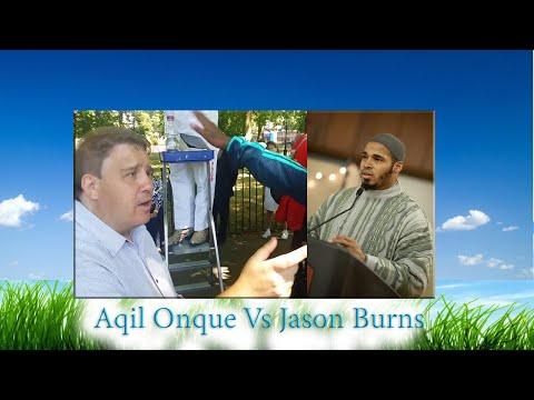 What Resurrection!? | Aqil Onque V Jason Burns | Yahya Snow Moderating  Debate