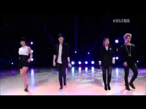 Dream High 2 (performance cut) JB & Ailee & Hyorin & Seo Joon.FLV