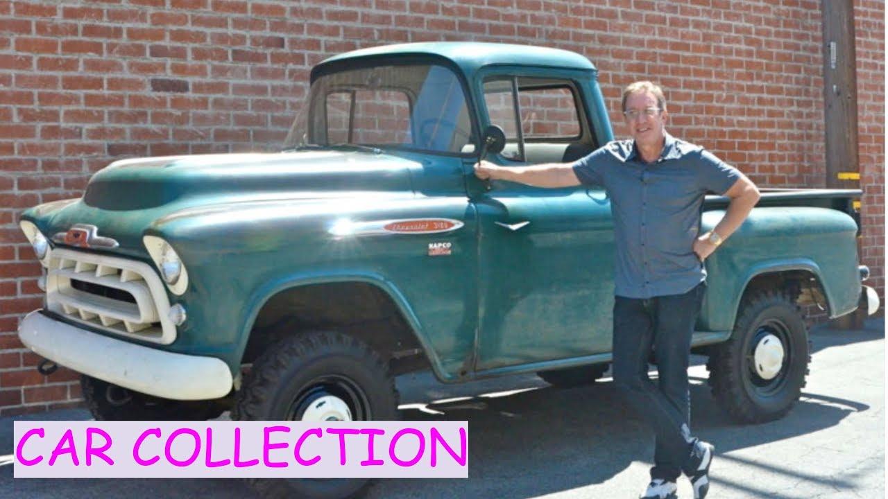 Tim Allen Car Collection