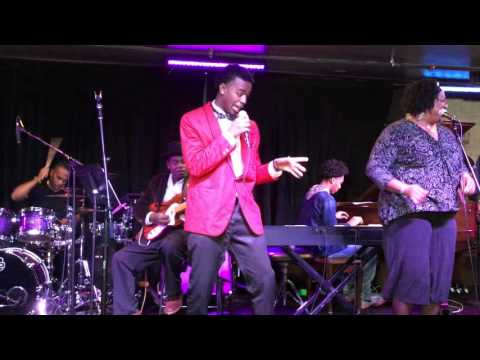 Tyshawn performs a Tribute to Luther Vandross at the S.T.A.R.S. HOLIDAY CONCERT