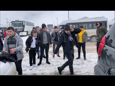 Лезгинка В Азербайджане Tур В Шахдаг 2020 Shahdag Turu Lezginka Reqsi ALISHKA Друзья (Dance Video)
