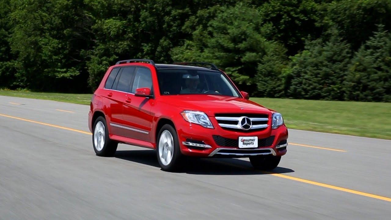 2013 mercedes benz glk350 quick take consumer reports for Mercedes benz glk consumer reports