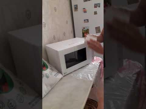 Микроволновая печь LG NeoChef Smart Inverter MS2336GIH