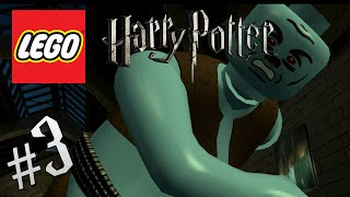 LEGO Harry Potter Years 1-4 Part 3 - Year 1 - Ogre in the Bathroom