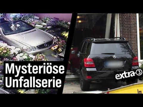 Realer Irrsinn: Mysteriöse Unfallserie | extra 3 | NDR
