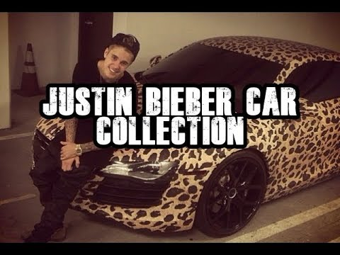 Download Justin Bieber Awesome Car Collection 2017