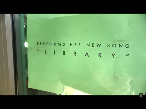 Bridgit Mendler ExStream - Library [Official Music Video]