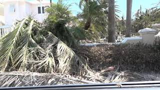 w ocean dr in key colony beach florida keys post hurricane irma
