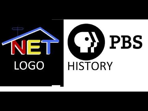 NET/PBS Logo History ULTIMATE UPDATE (1952-2018)