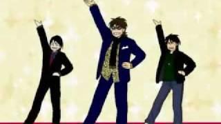 【手描きMAD】福本キャラを踊らせてみた thumbnail