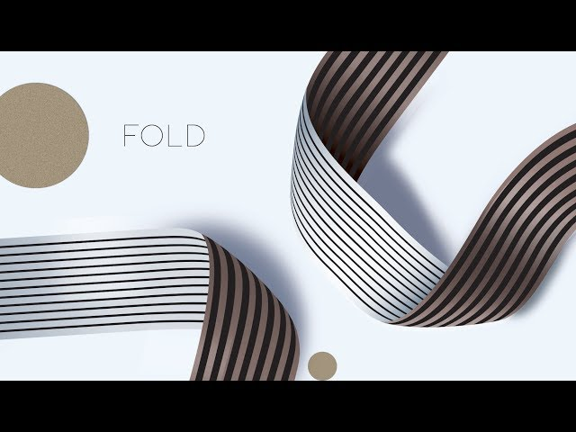 Graphic Design | Fold | Adobe Illustrator/Photoshop