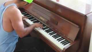 David Guetta - Shot me down Feat. Skylar Grey (Piano Cover) By Ed Ward