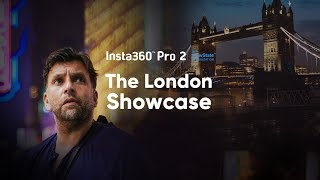 The Insta360 Pro 2 London Showcase With Philip Bloom