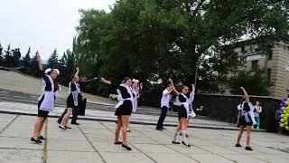 Флешмоб (танец 5 школы)