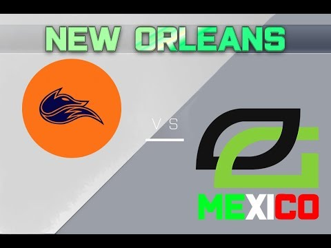 EchoFOX vs Optic Gaming Mexico | Losers Round 2 | Gears Pro Circuit New Orleans Championship Sunday
