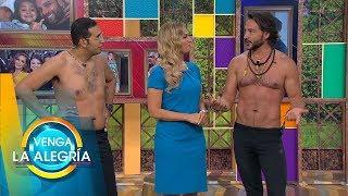El Capi hizo yoga y cuestionó a Maldonado por una foto que ¡encendió las redes! | Venga La Alegría