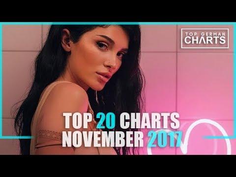 TOP 20 SINGLE CHARTS - NOVEMBER 2017