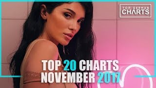 TOP 20 SINGLE CHARTS - NOVEMBER 2017 2017 Video