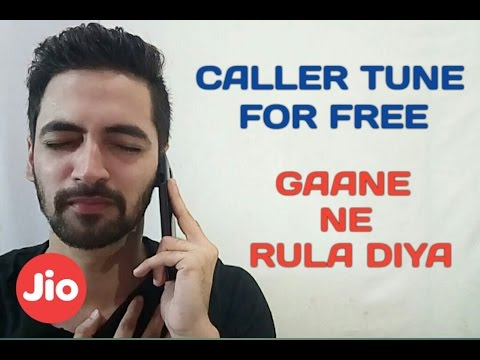 Reliance JIO - How To Activate Free Caller Tune Easily