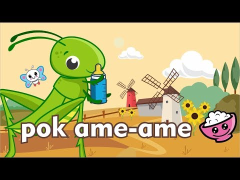 Pok Ame-ame - Lagu Anak Indonesia Populer