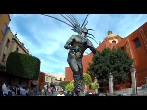 🔴Santiago Queretaro Mexico El Centro Life And Modern Living Tour For  Expats And Vacation