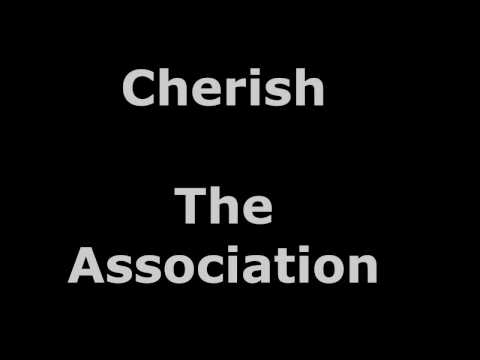 Cherish -  The Association - with lyrics