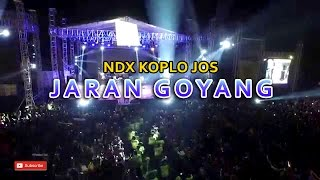 Video JARAN GOYANG (NDX AKA) DANGDUT KOPLO THE ROSTA STYLE 2017 download MP3, 3GP, MP4, WEBM, AVI, FLV Oktober 2017