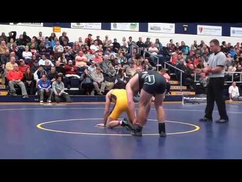 165 lbs Isaac Bast, KSU vs John Vaughn, CSU