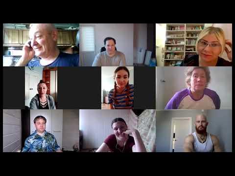 2020-05-14 Проект Патрули Времени - тренировка и групповая сессия одитинга