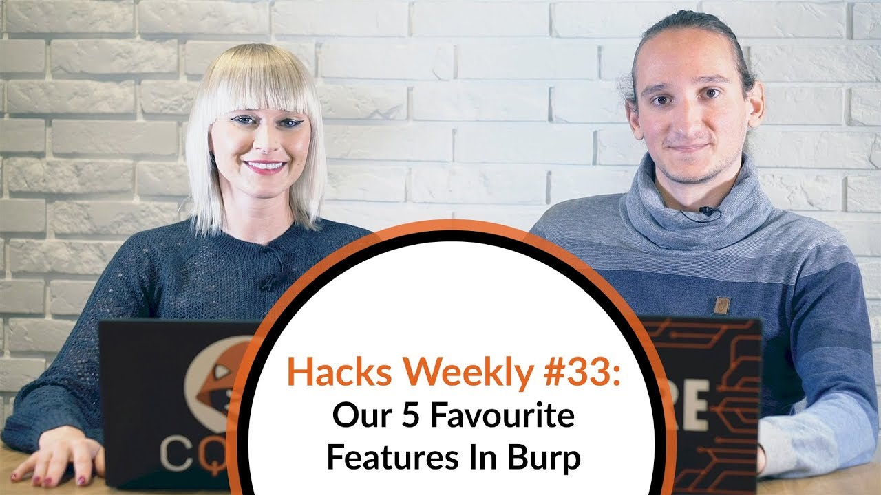 How To Burp With Confidence – Our 5 Favorite Features | CQURE Academy