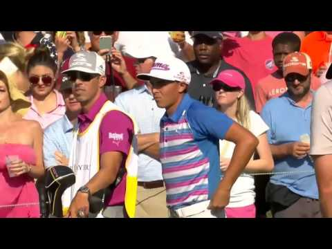 Rickie Fowler Wins 2015 Players Championship In Dramatic Play off