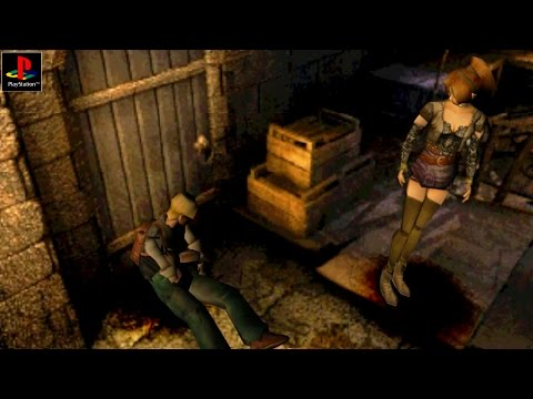Koudelka - Gameplay PSX / PS1 / PS One / HD 720P (Epsxe)