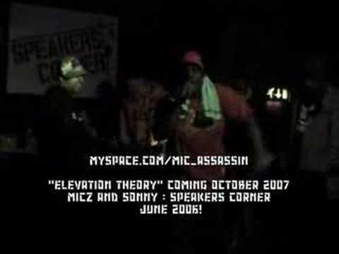 MIC ASSASSIN'S EPICS.....PT 2 FREESTYLE WITH SONNY JIM