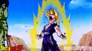 Video Gohan Turns Super Saiyan 2 Against Cell download MP3, 3GP, MP4, WEBM, AVI, FLV September 2018