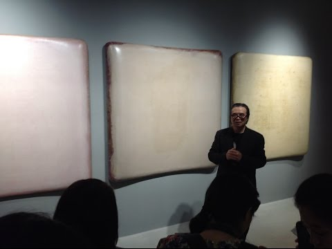 "Su Xiaobai – ""Painting and Being"" – Art Basel Hong Kong 2014 – Meniscus Magazine"